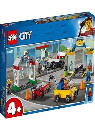 Lego Lego City Araç Bakım Merkezi 60232 Renkli